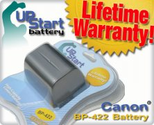 Canon BP-422 Battery