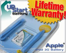 Replacement Battery Kit for iPod 3rd Generation
