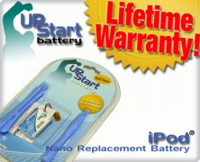 Replacement Battery Kit for iPod Nano 1st Generation