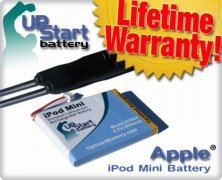 Replacement Battery Kit for iPod Mini