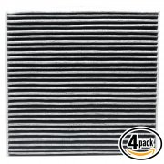 4 Pack ACF-10134 Cabin Air Filter