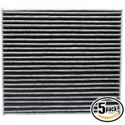 5 Pack ACF-10285 Cabin Air Filter