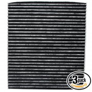3 Pack ACF-10709 Cabin Air Filter