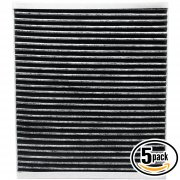 5 Pack ACF-10775 Cabin Air Filter