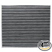 4 Pack ACF-11178 Cabin Air Filter