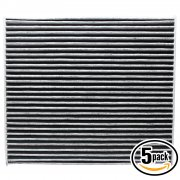 5 Pack ACF-11178 Cabin Air Filter