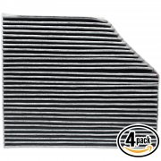4 Pack ACF-11179 Cabin Air Filter