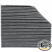 6 Pack ACF-11179 Cabin Air Filter