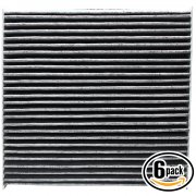 6 Pack ACF-11182 Cabin Air Filter