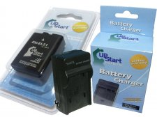 Nikon EN-EL21 Battery and Charger
