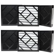 6-Pack Bionaire 911D Air Filter Replacement for Bionaire, Holmes Humidifiers