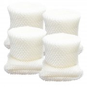 8-Pack Honeywell HAC-504 Air Filter Replacement for Honeywell, Enviracaire, Relion Humidifiers
