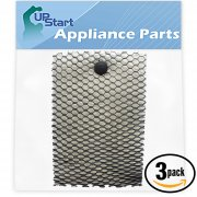 3-Pack Holmes HWF100 Air Filter Replacement for Holmes, Sunbeam, Bionaire Humidifiers