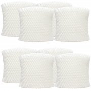 8-Pack Holmes HWF64 Air Filter Replacement for Sunbeam, Holmes, White Westinghouse Humidifiers