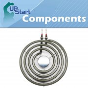 "Whirlpool 660532 6"" 4 Turns Range/Stove Heating Element"