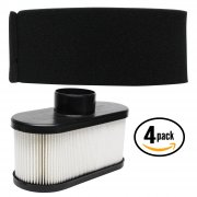 4-Pack Kawasaki 11013-7046 & 11013-0752 Air Filters