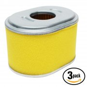 3-Pack Honda 17210-ZE1-517 Air Filter