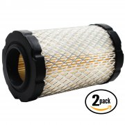 2-Pack Briggs & Stratton 594201 Air Filter Cartridge