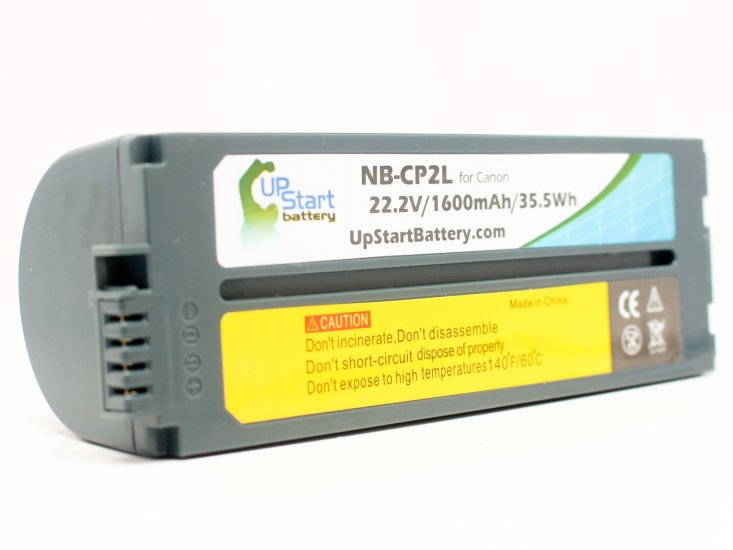 Canon NB-CP2L Battery - Click Image to Close