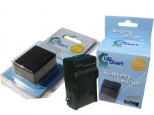 Panasonic DMW-BLB13 Battery and Charger Kit