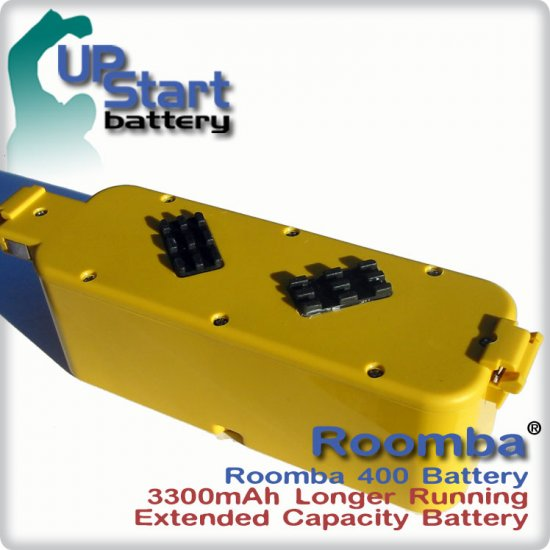 Roomba 4905 Extended Capacity Battery - Click Image to Close