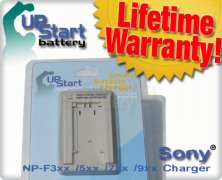 Sony NP-F330 Charger