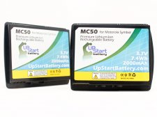 2-Pack Motorola Symbol MC50 Battery
