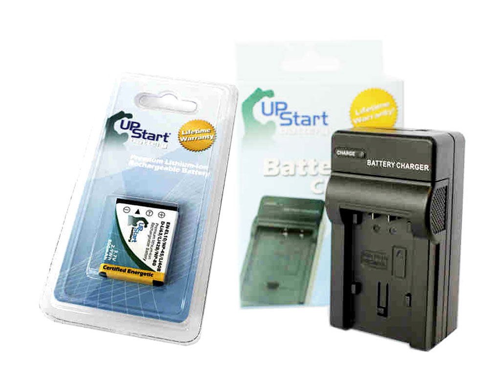UpStart Battery Olympus mju 700 Battery and Charger - Replacement for Olympus LI-40B, LI-42B Digital Camera Batteries and Chargers at Sears.com