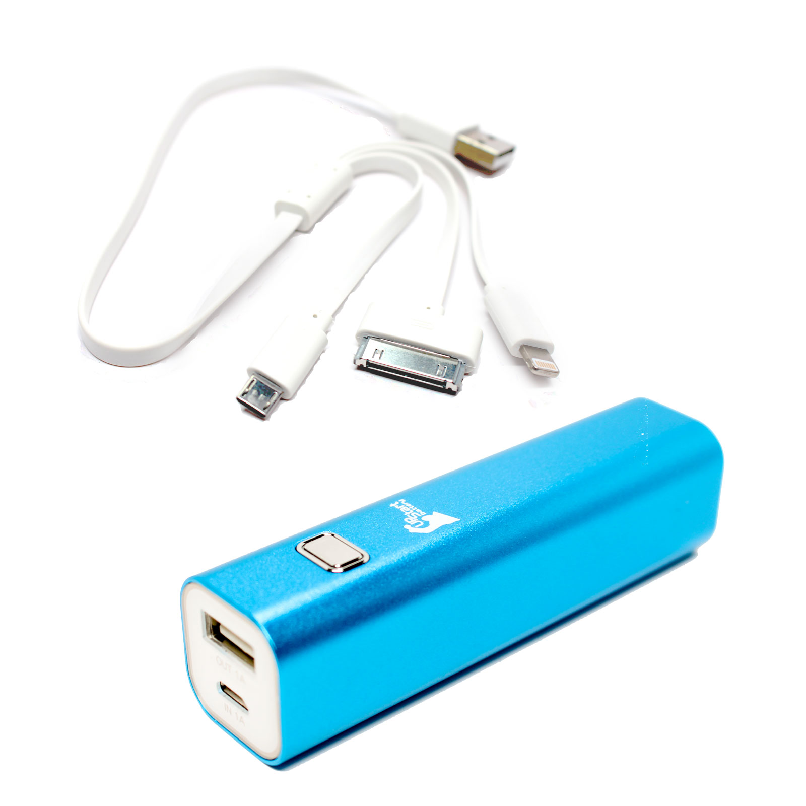 3000mah portable external battery charger multiple usb for At t portable charger