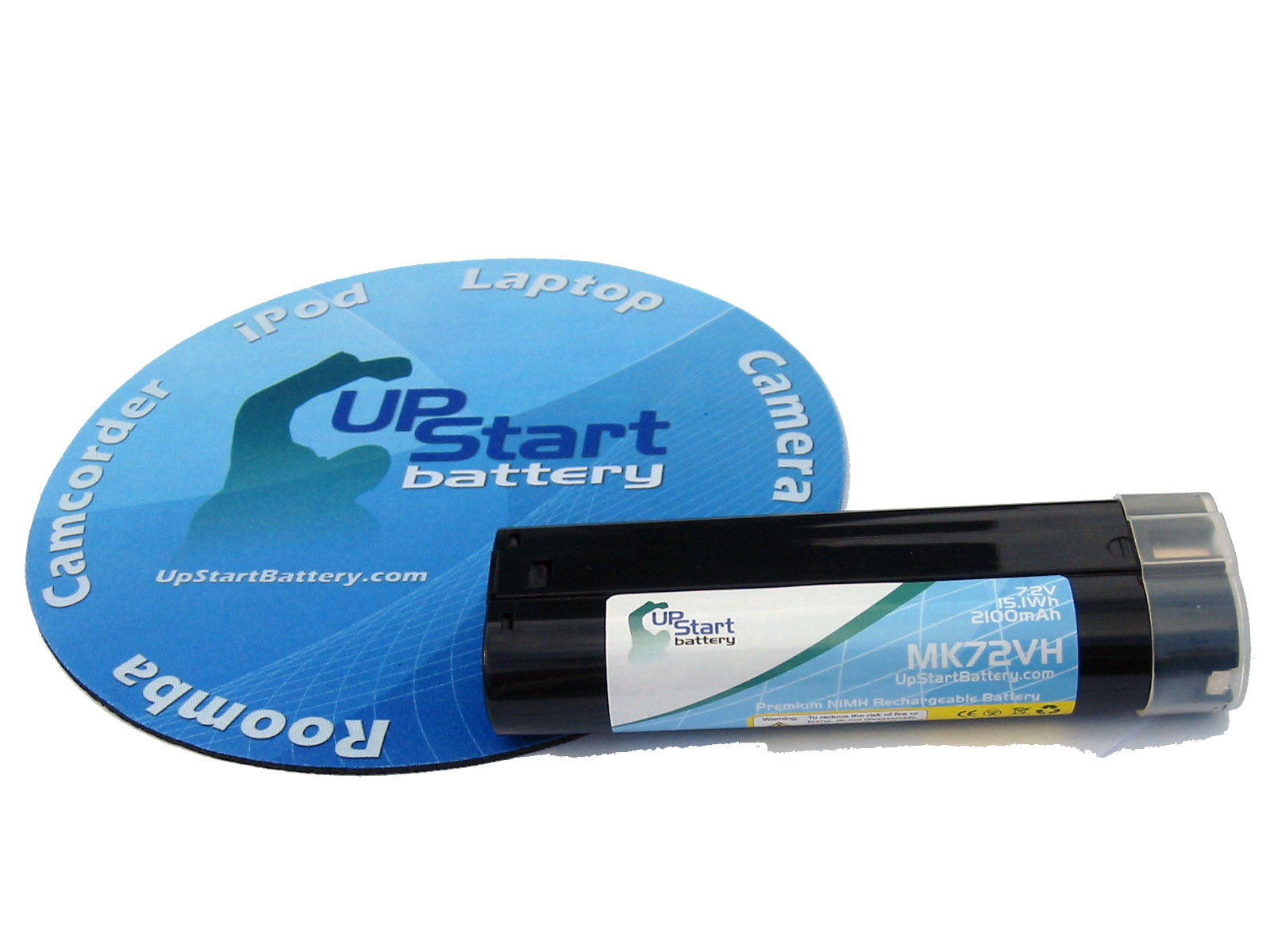 UpStart Battery Makita UH3070DW Replacement Power Tools Battery - 7.2V. 2100mAh. NIMH. at Sears.com